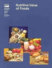 Nutritive Value of Foods (Home and garden bulletin), Thomas, Robin G., Gebhardt,