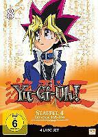 Yu-Gi-Oh! - Staffel 4.2 - Box 8 (Episode 165-184) (DVD Video)