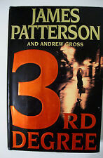 3rd Degree - James Patterson & Andrew Gross - Hardcover -  (D 103)