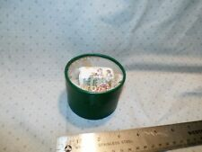 Mason's Ironstone six sided Trinket, Ring or Pill box Asian Floral