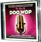 The Ultimate Doo Wop Collection 2 CD Tracks Of Classic American 50s Music Songs