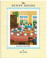 The Sunny Hours by Alice Usher (1991, Paperback) GREEN TIGER PRESS Star Elephant