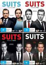 SUITS Season 1 2 3 4  : NEW DVD