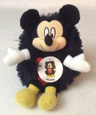 "5"" Mickey Mouse Disney HideAway Pets Pillow Plush Roll Soft Toy"