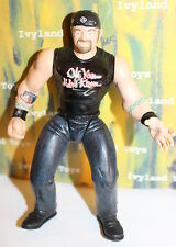 WWE Road Dogg Bone Crunching Action Figure Jakks WWF Wrestling