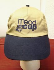 MEAD CUP soccer Labor Day tournament hat CUSA Centerville cap OHIO
