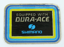 Shimano Dura Ace Decal Shimano Equiped Bicycle Frame Tubing Vintage Bicycle NOS