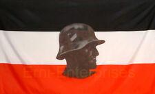 Flagge Militaria Landser Deutschland  1,5 x 0,9m Fahne Deutschland Neu #356