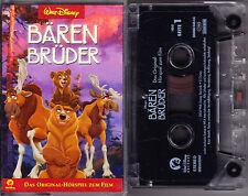 MC Walt Disney: Bärenbrüder - Original-Hörspiel zum Film - Disney Records