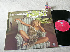 KLAUS WUNDERLICH Wunderlich Pops 1 1974 GER LP TELEFUNKEN 6.21184 AS CHEESECAKE