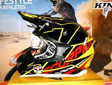 SCORPION EXO VX-15 SPRINT Pumpsystem Cross Enduro Helm Honda Suzuki RMZ RM NEU L