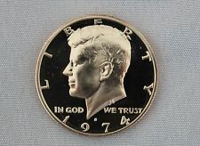 1974-S Kennedy Clad Proof Half Dollar Ultra Deep Cameo!!