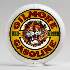 "Gilmore Blu-Green Gas Pump Globe 13.5"" (G136) FREE SHIPPING - U.S. Only"