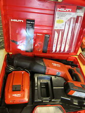 HILTI WSR 18-A RECIPROCATING SAW, IN MINT CONDITION, VERY STRONG, FAST SHIPPING