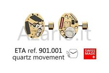 Movimento al quarzo ETA 901.001 movement quartz for watch orologi Swiss