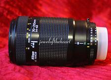 Nice Nikon Nikkor 70-210mm AF Zoom Lens for D50 D70 D80 D90 D100 D200 D300 D7000