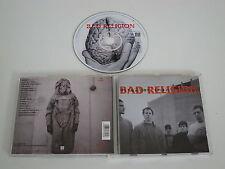 BAD RELIGION/STRANGER THAN FICTION(DRAGNET 477343 2) CD ALBUM