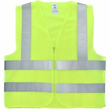 High Visibility Safety Vest - Ideal for Construction Use & Roadside Emergency