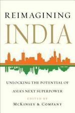 Reimagining India: Unlocking the Potential of Asia's Next Superpower  Hardcover