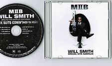WILL SMITH M II B Special Hits Sampler JAPAN PROMO-ONLY CD w/PS SDCI 80033 FreeS