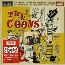 Unchained Melodies: The Complete Singles Recordings 1955-1978 * by The Goons...