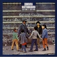 DONNY HATHAWAY - EVERYTHING IS EVERYTHING CD POP NEU