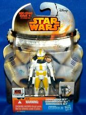 Star Wars CLONE COMMANDER BLY SL26 2015 3.75 Inch Action Figure