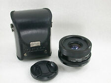 Tamron 28mm f/2.5 Manual Focus Lens - Adaptall 2 Type BBAR MC  O2B No.226012