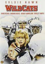 WILDCATS (1986 Goldie Hawn, Wesley Snipes)  DVD - Region 2 UK Compatible