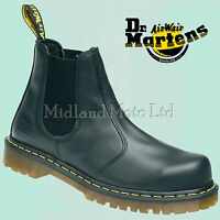 Dr. Martens Dealer AirWair Steel Toe Cap Safety Boots Chelsea Market Doc Martins