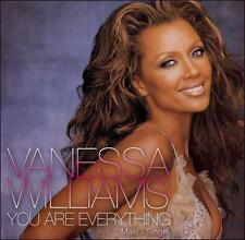 FREE US SH (int'l sh=$0-$3) NEW CD Vanessa Williams: You Are Everything Single