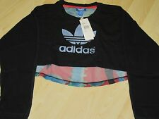 ADIDAS Originals X RITA ORA O-Ray CROP TOP 16 Skeleton WOMENS NEW WITH TAGS