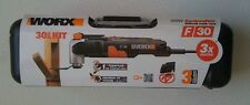 WORX WX680 Sonicrafter F30 Universal Oscillation Multi-Tool 350W = New & Sealed