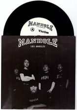 "Manhole ""Victim"" 7"" OOP NM Tura Satana Human Waste Project Deftones Korn"