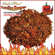 Carolina Reaper Crushed / Carolina Reaper Pepper (1lb=454gr) Chili Pepper Flakes