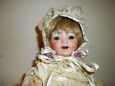 "10"" ANTIQUE MORIMURA BROTHERS JAPAN CHARACTER BABY DOLL WONDERFUL"