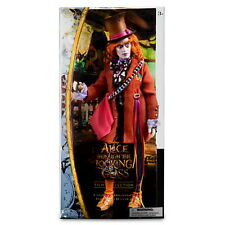 Disney Store Mad Hatter Film Collection Doll  Alice Through the Looking Glass