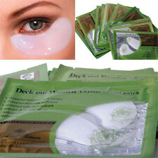 Hot 10 Pair Anti-Wrinkle Dark Circle Gel Collagen Under Eye Patches Pad Mask Bag