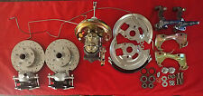 1968 1972 chevelle front disc brake conversion gto