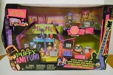 2005 HI HI PUFFY AMIYUMI ROCKIN WORLD TOUR BUS PLAYSET SUPER AUTOBUS UNOPENED
