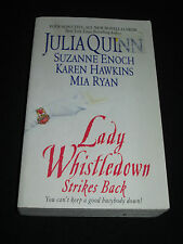 msm* JULIA QUINN SUZANNE ENOCH et.al - LADY WHISTLEDOWN STRIKES BACK