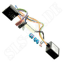Skoda Quadlock Can Bus Interface Klemme 15 Radio Diversity DIN Antennen Adapter
