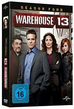 Warehouse 13 - Season 4 - NEU/Originalverpackt! DVD