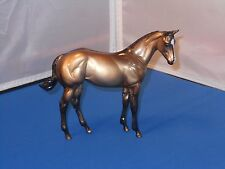 2009? Peter Stone Norma Jean Weanling Thoroughbred Model Horse Glossy