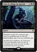 MTG Magic C16 - In Garruk's Wake/Dans le sillage de Garruk, French/VF