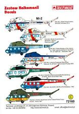 "Techmod Decals 1/72 MIL Mi-2 ""HOPLITE"" Russian Transport Helicopter"