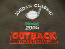 2005 MICHAEL JORDAN CLASSIC No. 23 CHICAGO BULLS Outback Steakhouse (LG) Jacket