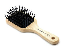Hercules Sagemann Germany Detangling Mini Paddle Hair Brush Pneumatic 8 Rows