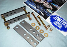 Ford Capri Adjustable Height Shackles For Leaf Springs