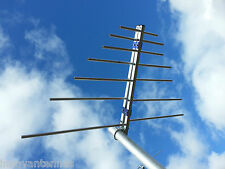 Professional 100MHz à 600MHz 50 ohm log périodique array-antenne yagi